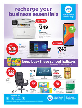 Warehouse Stationery deals