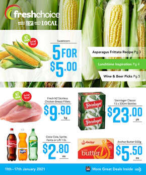 FreshChoice deals
