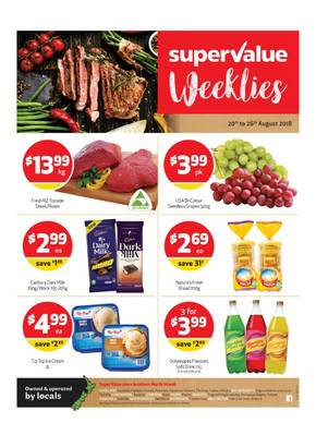 SuperValue deals