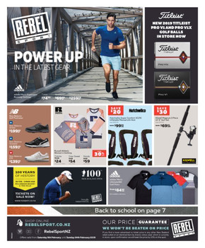 Rebel Sport deals