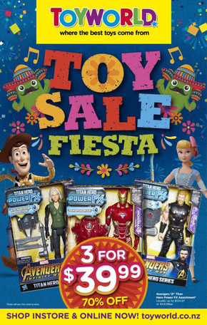 Toyworld deals