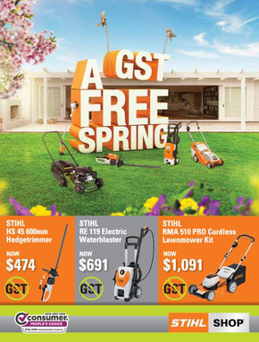 Stihl Shop deals