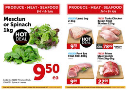 Gilmours deals